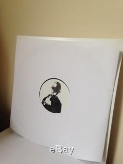 12 vinyl record Boys In Blue Funk Tha Police un signed Banksy sleeve artwork