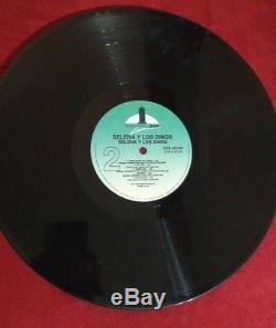 1st EMI LP Signed by Selena Quintanilla Vinyl 1989 Autograph