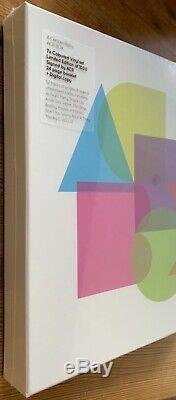 A CERTAIN RATIO ACRBOX HAND SIGNED 7 x COLOURED VINYL LP BOX SET LIMITED 1000