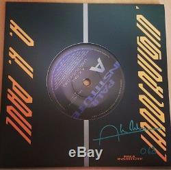 AK Paul Landcruising Signed SUPER RARE Vinyl 068/100 / Paul Institute