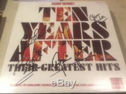 AUTHENTIC HAND-SIGNED VINYL RECORD COLLECTION (30 ALBUMS 28 WithLPs) BUY ONE/ALL