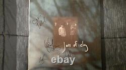 AUTOGRAPHED Jars of Clay Double Vinyl Very Good Condition RARE