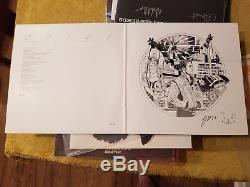 Autog Mondo Drive RSD 2013 Picture Disc Vinyl 2XLP Tyler Stout SIGNED Record LP
