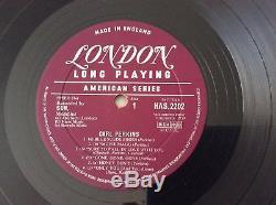 Autographed. Carl Perkins'Dance album of' Vinyl Lp Sun / London