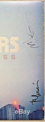 Autographed The Killers Hot Fuss Original Pressing Blue Vinyl 2004