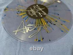 Avril Lavigne Signed Autographed Let Go Vinyl Urban Outfitters Exclusive Psa Coa