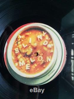 BLIND MELON SOUP Vinyl LP Original 1995 US First Pressing + Inner VG+ SIGNED