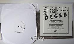 Billy Corgan Smashing Pumkins autographed Aegea vinyl 1st pressing 2lp #175/250