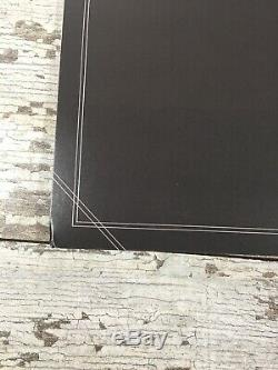 Bob Weir Grateful Dead Blue Mountain LP Signed Black Vinyl Record Autographed