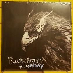 Buckcherry Hellbound Black Smoke Vinyl SIGNED Print LP Brand New AUTOGRAPHED