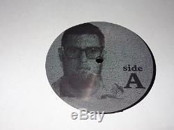 Buckethead Rare Hand Signed Autographed Crime Slunk Scene Vinyl LP Record COA