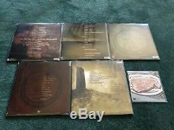 Cattle Decapitation Decade of Decapitation Vinyl Box Set SIGNED by the band