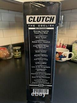 Clutch The Obelisk Vinyl Box set RSD 2020 Signed 12 LP /550 SOLD OUT Autographed