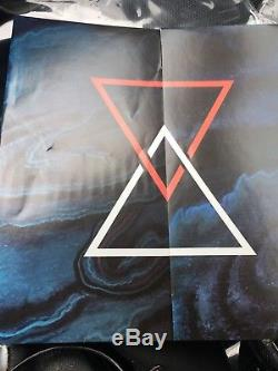 Coheed And Cambria The Afterman Descension Vinyl SIGNED