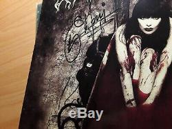 Cradle Of Filth Cruelty And The Beast Vinyl Autographed! First Pressing 1998