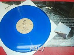 DANIEL CAESAR Signed'Freudian' LP 2017 AUTOGRAPH See Pics NM/NM+ Blue Vinyl