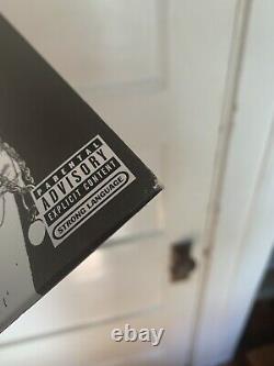 DEATH GRIPS HAND SIGNED VINYL ALBUM RECORD With JSA COA (LP ZACH, Andy & MC Ride)