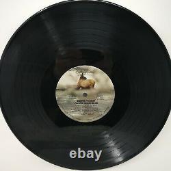 DENNIS WILSON BEACH BOYS Signed Autographed PACIFIC OCEAN BLUE 1977 Vinyl Record