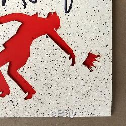 DJ Shadow Run the Jewels Signed 3x Nobody Speak 12 Single VInyl Record Rare