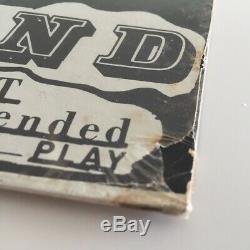 David Allan Coe Underground Album Vinyl Record LP Sealed! Signed! Rare Blues