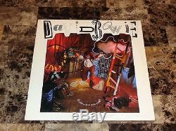 David Bowie Rare Authentic Hand Signed Vinyl LP Record Fully Autographed & REAL