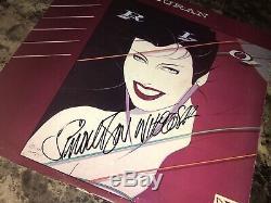 Duran Duran Rare Simon Le Bon Autographed Hand Signed RIO Vinyl Record LP + COA