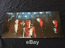 Duran Duran Thank You Vinyl LP withPoster SIgned