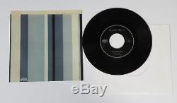 ELLIOTT SMITH Signed Autograph Division Day 45 rpm 7 Vinyl Record Single LP