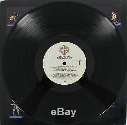 Eddie Van Halen & Alex Van Halen Signed Album Cover With Vinyl PSA/DNA #S38060