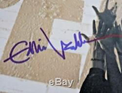 Eddie Vedder Pearl Jam TEN Autographed Signed LP Vinyl Album BAS Certified