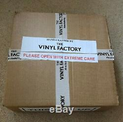 Electric Pet Shop Boys Rare Box Set by The Vinyl Factory, 325/350 Signed