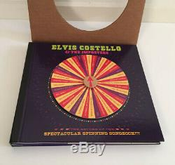 Elvis Costello and Imposters Spinning Songbook Box Set 10 Vinyl SIGNED + 2CDs