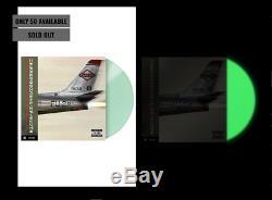 Eminem Kamikaze Vinyl Night Combat Special Edition Signed Autograph Rare Glow