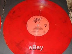 Faith No More Signed King For A Day Limited Edition Red Vinyl Record Mike Patton