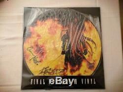 Final Fantasy VII FF7 LP Vinyl 2013 Numbered Signed