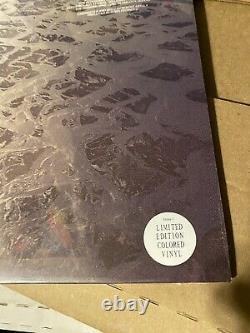 Fleet Foxes Shore Marbled Vinyl 2LP (Limited, Blue Ocean Swirl, Signed Insert)