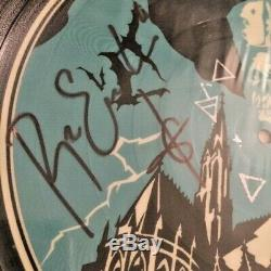 GHOST autographed signed NEW picture disc vinyl Opvs Eponymovs (2011) RARE OOP