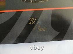 GOV'T MULE Dose RARE ORIGINAL LTD. NUMBERED 2 x RED VINYL FULLY SIGNED LP 1998
