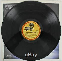 George Harrison Authentic Signed Cloud Nine Album Cover With Vinyl BAS #X10361