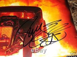 Godsmack Rare Authentic Band Signed Limited Edition Vinyl LP Record 1000HP Sully