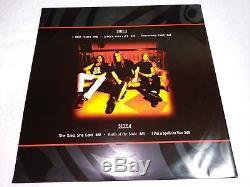 Gov't Mule 1998 DOSE 2 Red Vinyl Limited Edition SIGNED/NUMBER Warren Haynes