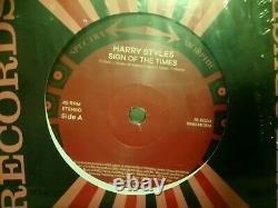 HARRY STYLES Sign of the Times (New Sealed Vinyl 7 Single) One Direction 1D