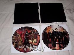 IRON MAIDEN Signed Dance of death First press Mint Vinyl Picture disc 2003 EMI