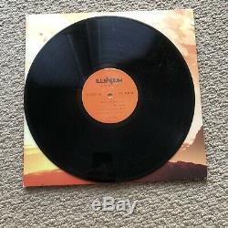 Illenium Ashes Vinyl Signed RARE Limited Edition