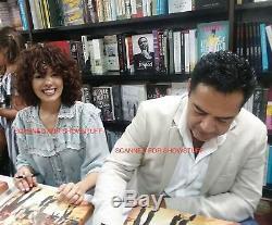 In The Heights Lin Manuel Miranda Cast Signed 3 Record Set Vinyl Lp +event Pics