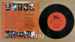 Iron Maiden The Soundhouse Tapes SIGNED Bootleg 7 Vinyl