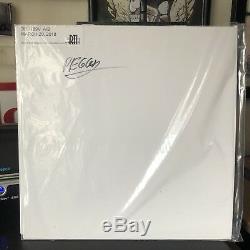 JPEGMAFIA Veteran Vinyl Record LP First Press Signed Test Press