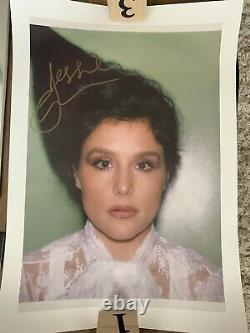 Jessie Ware Whats Your Pleasure Platinum Pleasure Edition Vinyl & Signed Print +