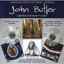 John Butler John Butler Vinyl Signed 2021 Brand New