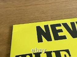 John Lydon SIGNED Never Mind The Bollocks LP Vinyl Sex Pistols Johnny Rotten New